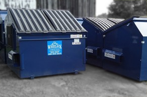 Wheelock Containers